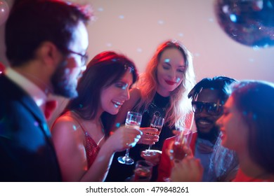 Party cheers
