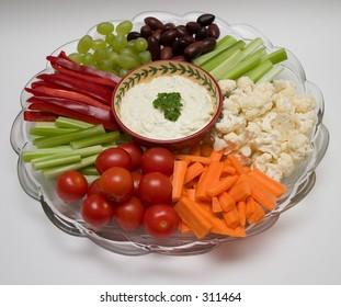 A party platter...