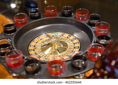 party roulette game