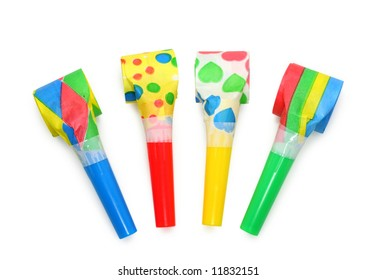 Party Whistle Images, Stock Photos & Vectors | Shutterstock
