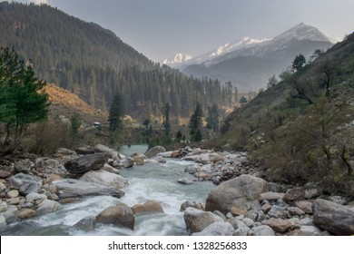 Parvati valley, Himachal Pradesh 2018  This ethereally beautiful valley stretches up through forest-ringed Kasol and the busy little pilgrim hot-springs town of Manikaran to a collection of villages.