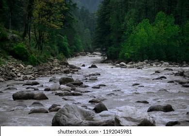 Parvati Valley, Kasol, Himachal Pradesh, India