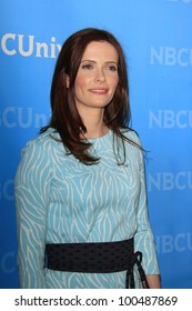 PASADENA - APR 18: Bitsie Tulloch at the NBCUniversal summer press day held at The Langham Huntington Hotel and Spa on April 18, 2012 in Pasadena, California
