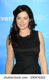 PASADENA - APR 18: Erica Durance at the NBCUniversal summer press day held at The Langham Huntington Hotel and Spa on April 18, 2012 in Pasadena, California