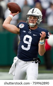 PASADENA, CA - JAN 2: Trace McSorley during the 103rd Rose Bowl Game between the Penn State Nittany Lions & the USC Trojans on January 2nd 2017 at the Rose Bowl.