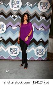PASADENA, CA - JAN 8:  Annie Parisse attends the FOX TV 2013 TCA Winter Press Tour at Langham Huntington Hotel on January 8, 2013 in Pasadena, CA