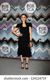 PASADENA, CA - JAN 8:  Emily Deschanel attends the FOX TV 2013 TCA Winter Press Tour at Langham Huntington Hotel on January 8, 2013 in Pasadena, CA