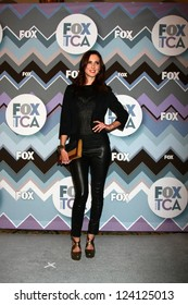 PASADENA, CA - JAN 8:  Eva Amurri Martino attends the FOX TV 2013 TCA Winter Press Tour at Langham Huntington Hotel on January 8, 2013 in Pasadena, CA