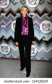 PASADENA, CA - JAN 8:  Jane Lynch attends the FOX TV 2013 TCA Winter Press Tour at Langham Huntington Hotel on January 8, 2013 in Pasadena, CA
