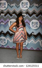 PASADENA, CA - JAN 8:  Jenna Ushkowitz attends the FOX TV 2013 TCA Winter Press Tour at Langham Huntington Hotel on January 8, 2013 in Pasadena, CA
