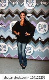PASADENA, CA - JAN 8:  Jenni Farley attends the FOX TV 2013 TCA Winter Press Tour at Langham Huntington Hotel on January 8, 2013 in Pasadena, CA