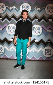PASADENA, CA - JAN 8:  Nico Tortorella attends the FOX TV 2013 TCA Winter Press Tour at Langham Huntington Hotel on January 8, 2013 in Pasadena, CA