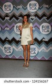 PASADENA, CA- JAN 8:  Noureen DeWulf attends the FOX TV 2013 TCA Winter Press Tour at Langham Huntington Hotel on January 8, 2013 in Pasadena, CA