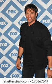 PASADENA, CA - JANUARY 13, 2014: Harry Connick Jr. at the Fox TCA All-Star Party at the Langham Huntington Hotel, Pasadena.