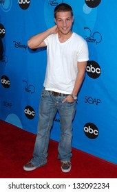 PASADENA, CA - JULY 19: Shawn Pyfrom at the Disney ABC Television Group All Star Party on July 19, 2006 at Kidspace Children's Museum in Pasadena, CA.