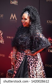 Pasadena, CA/USA - May 5, 2019: Lauren Lake attends the 2019 Daytime Emmy Awards.