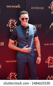 Pasadena, CA/USA - May 5, 2019: Kyler Pettis attends the 2019 Daytime Emmy Awards.