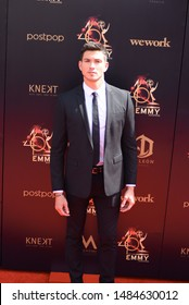 Pasadena, CA/USA - May 5, 2019: Robert Scott Wilson attends the 2019 Daytime Emmy Awards.
