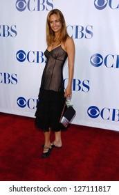 PASADENA - JULY 15: Diane Farr at CBS's TCA Press Tour at The Rose Bowl on July 15, 2006 in Pasadena, CA.