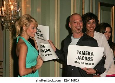 Jacobs nackt Tameka  Stars caught