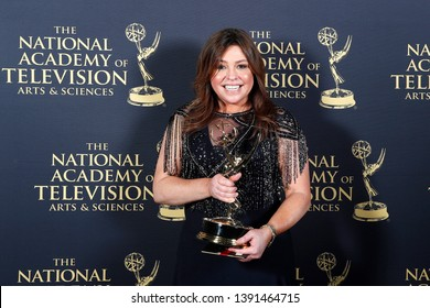 PASADENA - May 5: Rachael Ray, Outstanding Informative Talk Show in the press room at the 46th Daytime Emmy Awards Gala at the Pasadena Civic Center on May 5, 2019 in Pasadena, California