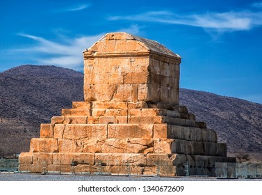 Pasargadae was the capital of the Achaemenid Empire under Cyrus the Great (559–530 BC), who ordered its construction. It is located near the city of Shiraz, in what is now Iran