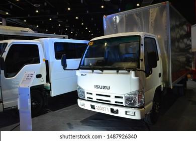 Isuzu Van Images, Stock Photos & Vectors | Shutterstock