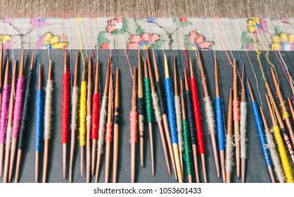 Pashmina makers in kashmir