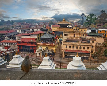 Pashupatinath Temple is one of the most significant Hindu temples of Lord Shiva in the world, located on the banks of the Bagmati River in the eastern part of Kathmandu, the capital of Nepal.