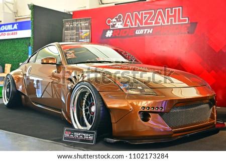 PASIG PH MAY 13 Nissan Z Stock Photo (Edit Now) 1102173284