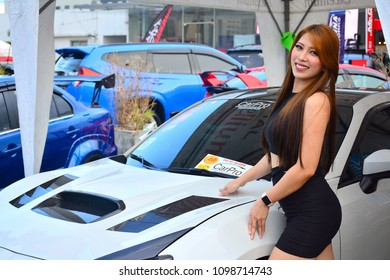 At Car Female Models Show Images Stock Photos Vectors Shutterstock - The car pro show