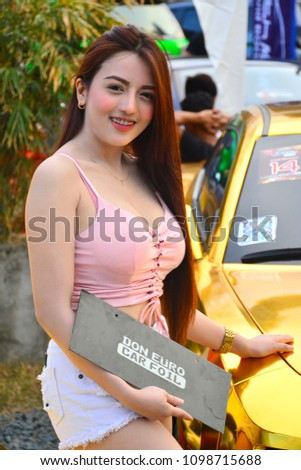 Pasig Phmay 13 Don Euro Car Stock Photo Edit Now 1098715688