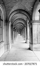 Passage (black and white)