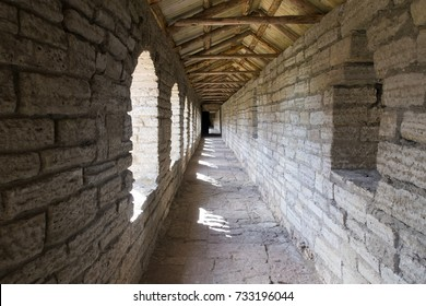 passage in the castle