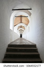 Passage in the kremlin of Rostov the Great