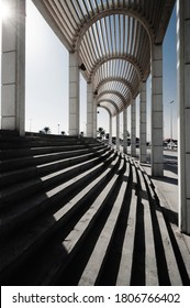 Passage Level at Morgan Island in Dammam, Saudi Arabia