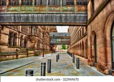 Passages in Manchester (England), City Council Manchester, HDR-technique