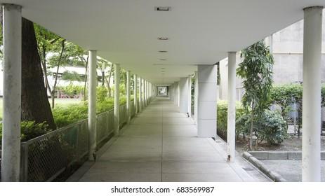passageway outdoor