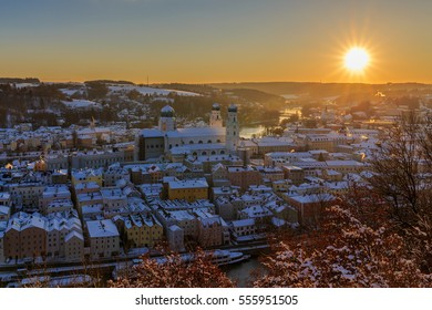 Passau Sunset