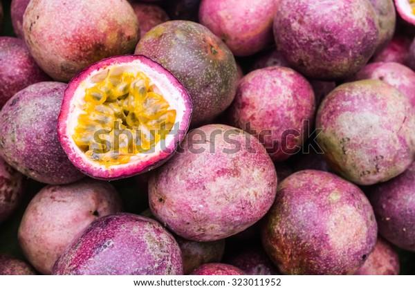 Asiatisk Frukt