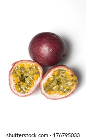 passion fruit of granadilla