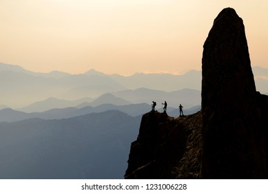 passion of the peak mountains, the adventures of successful mountaineers