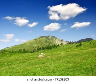 Passo Tonale-Italy