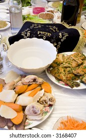 Passover seder - Bukharian (Central Asian) Jewish