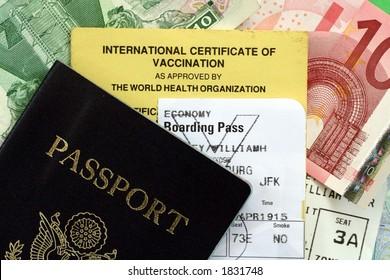 Passport and Travel Documents