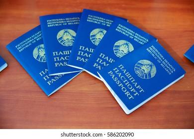 Passports of Belarus