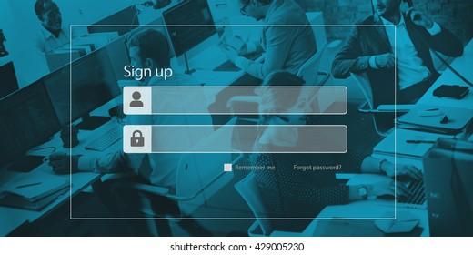 Password Username Logon, Loigin, security