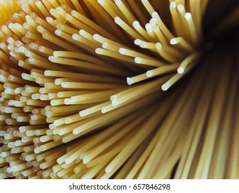 Pasta close up