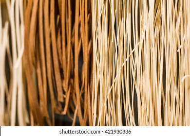 Pasta hanging