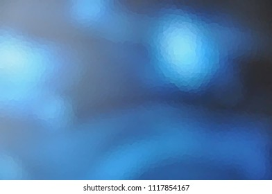 Pastel blue solid simple dark blurry spot background texture illustration Wallpaper banners